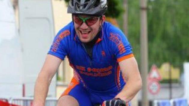 Cyklista Ondřej Semerád