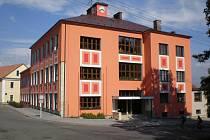 Škola v Morašicích.