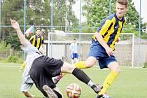 Svitavští fotbalisté vytáhli do klíčového souboje I. B třídy vyšší trumfy a po zásluze v  něm vyhráli.