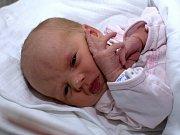 ZUZANA CHALOUPKOVÁ. Narodila se 19. dubna Lence a Rudolfovi ze Cvrčovic. Měřila 46 centimetrů a vážila 2,67 kilogramu. Má sourozence Růženu a Vítka.