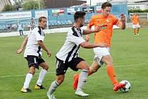 Na výbornou se první domácí vystoupení v nové sezoně povedlo moravskotřebovským fotbalistům.