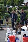 Policejní psovodi přivezli ze šampionátu stříbro.