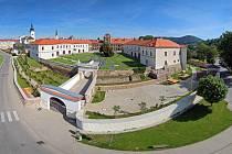 Zámek Moravská Třebová.
