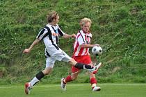 Dolní Újezd remizoval v odloženém zápase s týmem SK Chrudim.