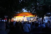 V pátek 13. srpna se v Litomyšli uskutečnil jubilejní 200. Toulovcův prázdninový pátek.