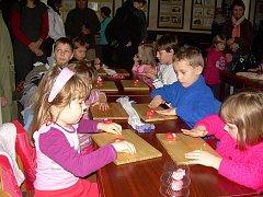 Klub přátel esperanta ve Svitavách uspořádal třetí Marcipánové Vánoce.