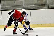 Chrudim podlehla v prvním semifinálovém zápase na ledě Litomyšle.