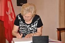 Lékařka Hana Šmákalová.