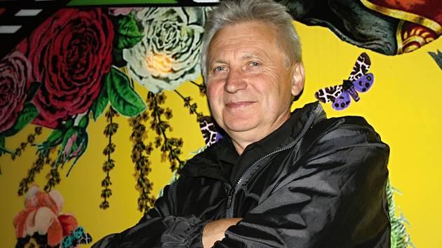 Josef Čadík jezdí se svým kinematografem do Litomyšle už patnáct let. Podle něj se duch města mění.