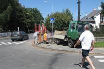 Opravy v Poličce