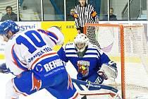 Nejtěžší chvíle zažili moravskotřebovští hokejisté v semifinále proti Kohoutům. I zde si nicméně dokázali zdárně poradit.