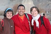 Karin Machatá z Moravské Třebové pomáhá uprchlíkům z Tibetu. Mapovala situaci přímo v Himalájích.