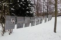 Vzpomínka na Palacha v Poličce