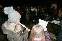 Koledy s Deníkem zpívali i na Svitavsku.