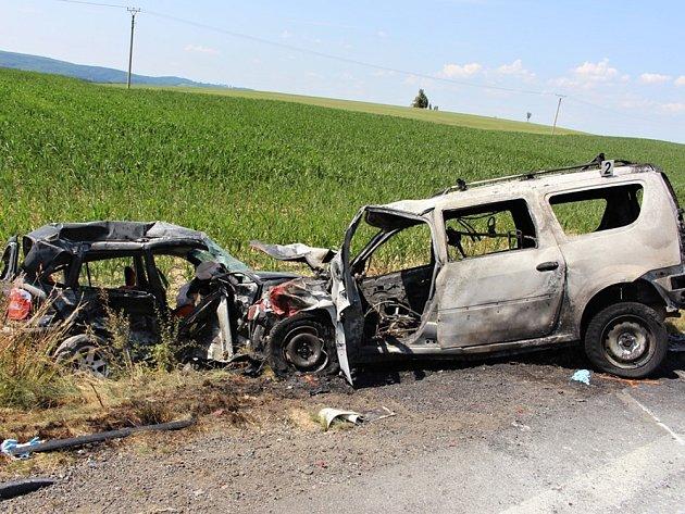 Tragické nehodě uOpatova nemohla řidička zabránit. Podle soudního znalce bylo její auto neovladatelné.