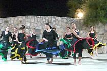 Taneční škola Scarlett vyjela do Chorvatska.