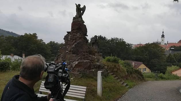 Toulavá kamera u Moravské Třebové.