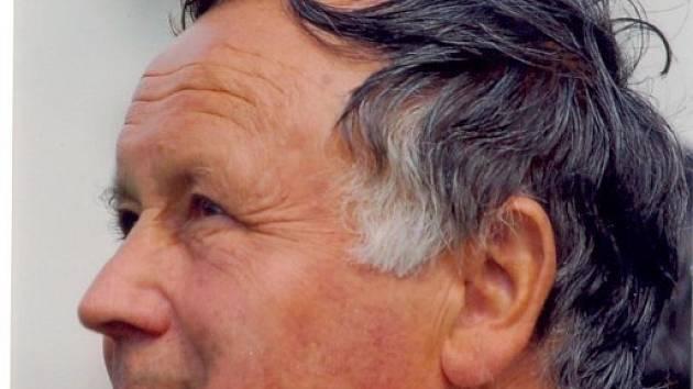 Trenér staršího dorostu Pavel Daněk