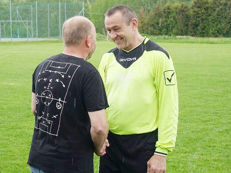 Jaroslav Dittrich v bysterském dresu.