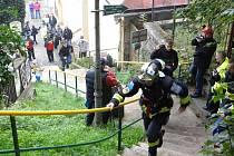 Štramberk hostil prestižní Mistrovství České republiky dobrovolných hasičů v disciplínách TFA.