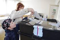 Parlamentní volby 2010 v Poličce.