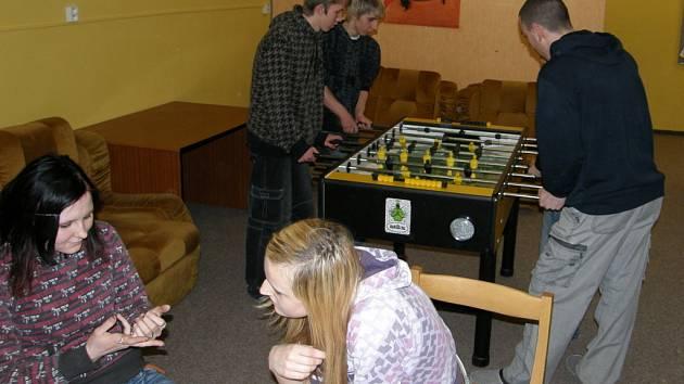 Nízkoprahové zařízení pro děti a mládež  Díra.