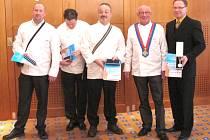Mezi oceněnými subjekty na sjezdu kuchařů byla rovněž Střední odborná škola a střední odborné učiliště Polička, která získala stříbrnou plaketu M. D. Rettigové.