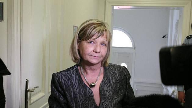 Advokátka Anna Košťálová.
