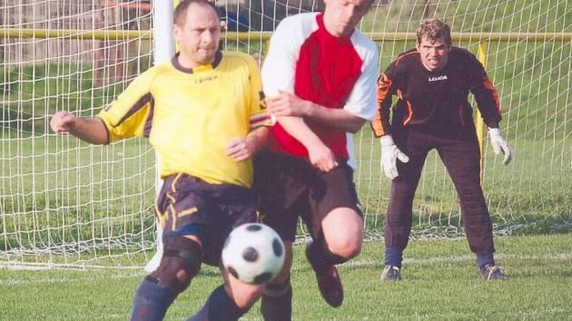 Ani brankář Milan Kavalír nezabránil porážce Svitav.
