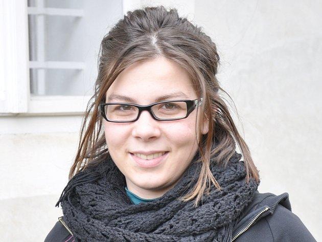 MARIE VENCLOVÁ pochází z Prahy, ale v Litomyšli objevila nové možnosti pro návštěvníky.