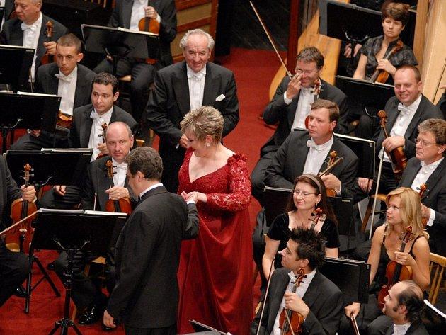 Zahájení operního festivalu Smetanova Litomyšl.