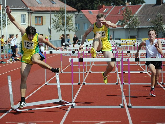 Atleti nacházejí ve Svitavách skutečně komfortní prostředí.