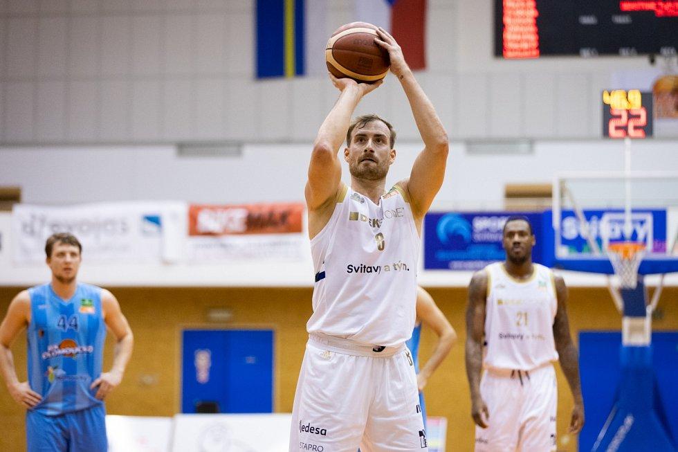 Dekstone Tuři Svitavy vs. BK Olomoucko.