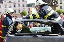 V Moravské Třebové  se konal již počtvrté den bez aut.