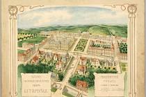 Výstava Fenomén Litomyšl – nerealizovaný návrh na výstavbu v prostoru dnešní Masarykovy čtvrti z r. 1903