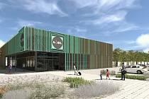 Litomyšl odmítla klasický supermarket a na stavbu Lidlu byla vypsána architektonická soutěž.