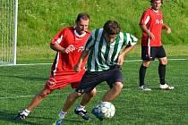 Tradici trvající několik desetiletí mají ve Smetanově rodišti městské ligové soutěže v minikopané.