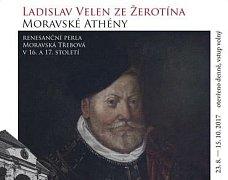 Moravské Athény ve Valdštejnském paláci.