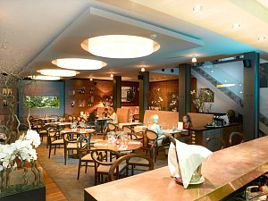 Restaurace Bohém hotelu Aplaus