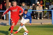 Fotbalisty Cerekvice nerozhodila zahozená penalta a z převahy vytěžili zasloužené vítězství.