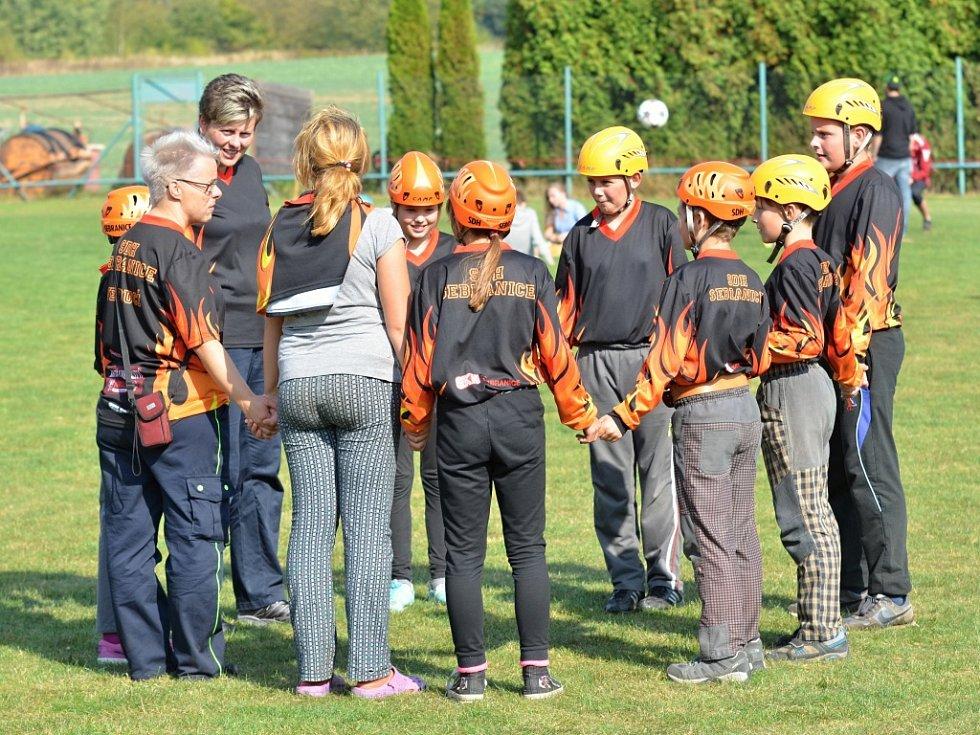 Mladí hasiči ukončili sezonu závodem v Mladějově