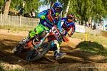 Mezinárodní mistrovství České republiky v motokrosu v Pacově.