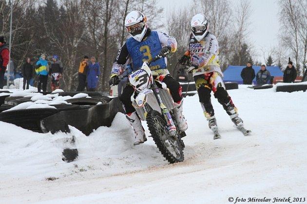 V Želči se v sobotu motoskijöring nepojede.