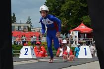 Na mistrovství světa dorostenců a juniorů mají sportovci za sebou první disciplínu.