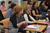 SVITAVY pro rodiny. O projektu se účastníci dozvěděli na úterní konferenci ve svitavské Fabrice.