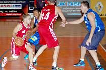Sto bodů se v basketbale nedává každý den a tím méně v utkání proti finalistovi minulého ročníku Mattoni NBL, byť jeho aktuální sestava tu vicemistrovskou nepřipomíná.