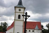 Poříčí, kostel svatého Bartoloměje.
