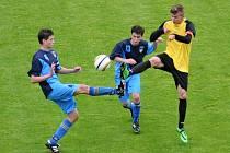 Česká liga U19: Svitavy - Třebeš.