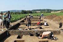 Archeologický objev v Jevíčku