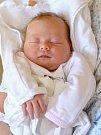 PAVLÍNA DŽERENGOVÁ. Narodila se 17. dubna Pavlíně a Lubošovi z Poličky. Měřila 48 centimetrů a vážila 3,23 kilogramu. Má bratry Luboše a Lukáše.